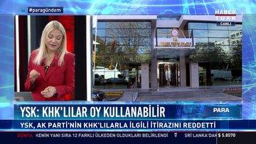 YSK: KHK'lılar oy kullanabilir: YSK, Ak Parti'nin KHK'lılarla ilgili itirazını reddetti