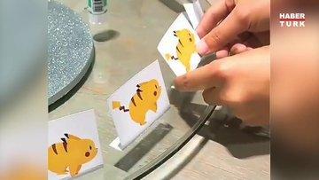 Pikachu'yu bir de böyle görün