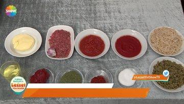Sakala Çarpan Çorbası Tarifi (Amasya)