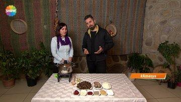 Kuru Patlıcan Yemeği Tarifi (Amasya)