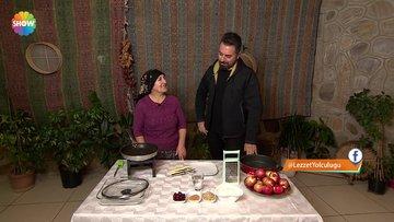 Elma Tatlısı Tarifi (Amasya)