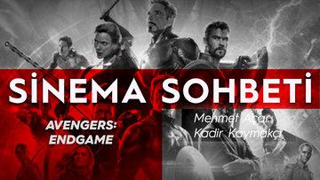Mehmet Açar ve Kadir Kaymakçı ile 'Avengers: Endgame' filmi üzerine ilk yorum