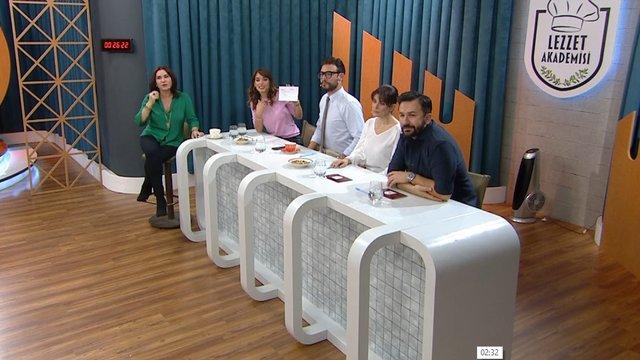 Bu hafta Lezzet Akademisi'nin konuğu Seda Bakan!