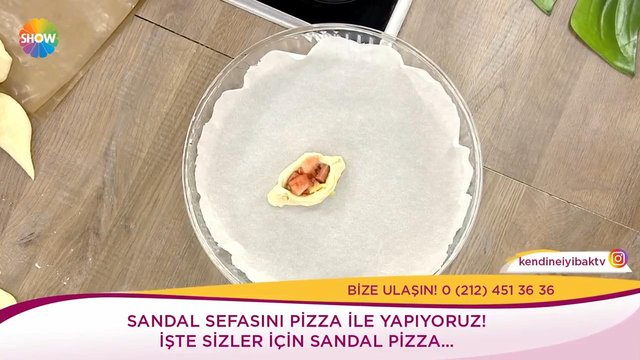 Sandal Pizza