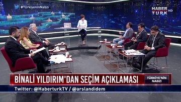Türkiye'nin Nabzı - 29 Nisan 2019 (YSK'nın İstanbul seçimleri ile ilgili nihai kararı ne olur?)