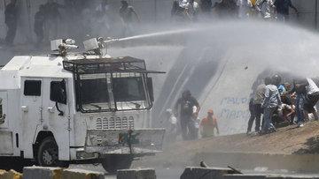 Venezuela'da tansiyon yükseliyor