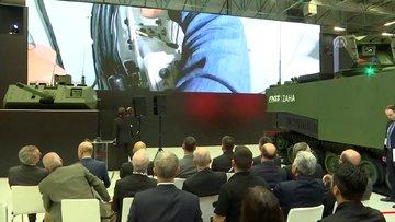 Zırhlı Amfibi Hücum Aracı tanıtıldı