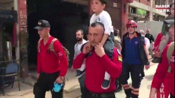 Son dakika: Rize'de kaybolan 2 çocuk ormanlık alanda bulundu