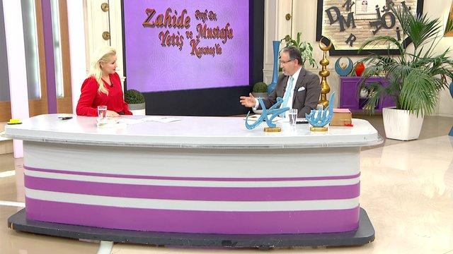Zahide Yetiş ve Mustafa Karataş'la 107. Bölüm