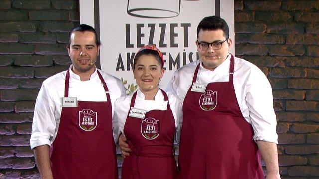 Lezzet Akademisi'nde büyük final!