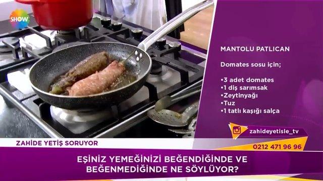 Mantolu Patlıcan