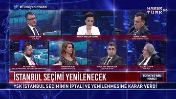 Türkiye'nin Nabzı - 6 Mayıs 2019 (YSK'nın İstanbul kararının siyasi sonuçları ne olur?)