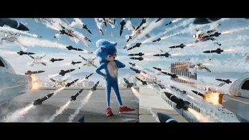 Kirpi Sonic Fragman (Türkçe Dublajlı)