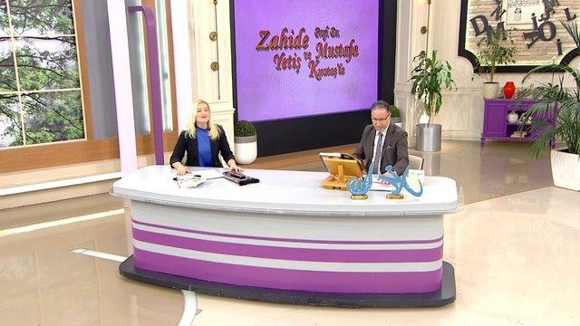 Zahide Yetiş ve Mustafa Karataş'la 116. Bölüm