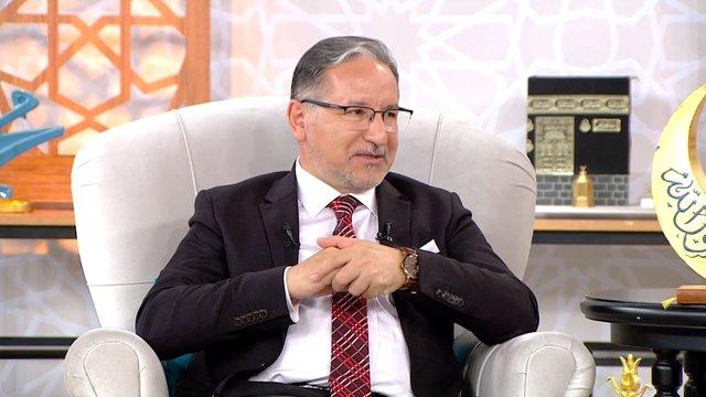 Prof. Dr. Mustafa Karataş ile Sahur Vakti 22 Mayıs 2019