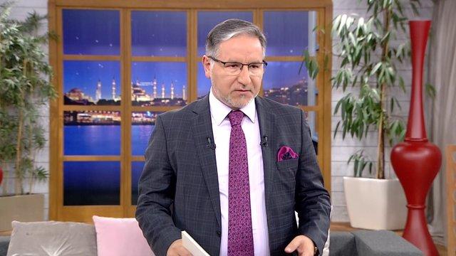 Prof. Dr. Mustafa Karataş ile Sahur Vakti 24 Mayıs 2019