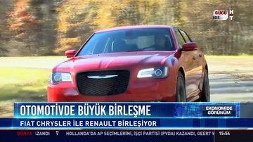 Otomotivde büyük birleşme: Fıat Chrysler ile Renault birleşiyor