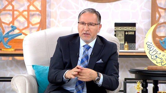 Prof. Dr. Mustafa Karataş ile Sahur Vakti 25 Mayıs 2019