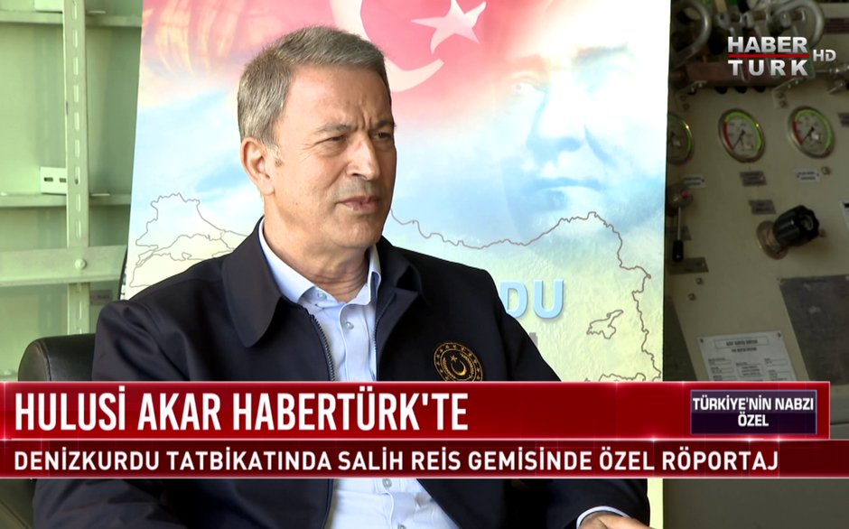 Türkiye'nin Nabzı Özel - 27 Mayıs 2019 (Milli Savunma Bakanı Hulusi Akar)