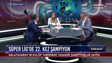 Spor Saati - 27 Mayıs 2019 (Galatasaray 5. yıldızı takabilecek mi?)