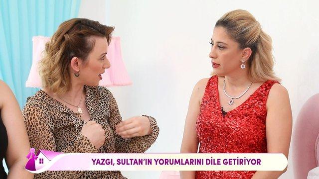 Sultan ve Yazgı arasında