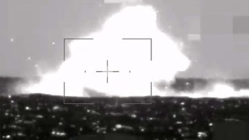 L-UMTAS füzesi, hedefi tam isabetle vurdu
