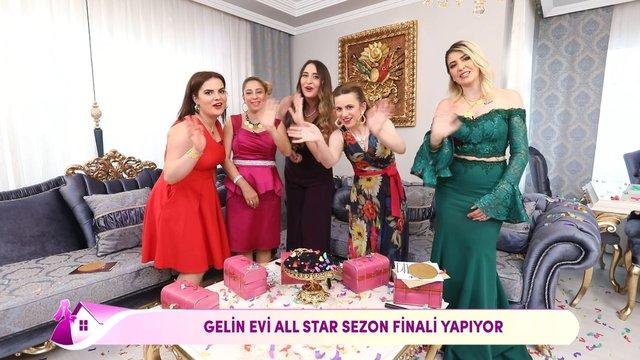 Gelin Evi'nin finalinde çifte şampiyon!