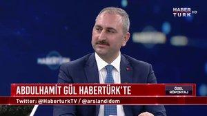 Özel Röportaj - 31 Mayıs 2019 (Adalet Bakanı Abdulhamit Gül)