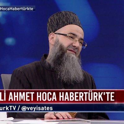 Habertürk Gündem Özel - 1 Haziran (Cübbeli Ahmet Hoca)