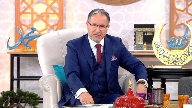 Prof. Dr. Mustafa Karataş ile Sahur Vakti 2 Haziran 2019