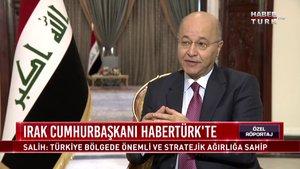 Özel Röportaj - 3 Haziran 2019 (Irak Cumhurbaşkanı Berhem Salih)