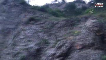 Kayalıklardan düşerek dağda mahsur kalan kişi ölü bulundu