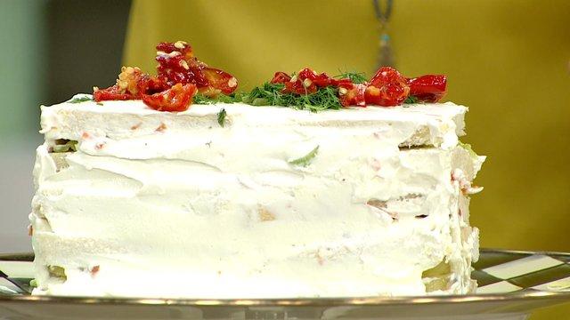 Tost Ekmeği Pastası