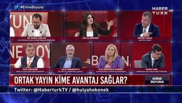 Enine Boyuna - 13 Haziran 2019 (Son 10 güne girilirken İstanbul yarışında son durum ne?)