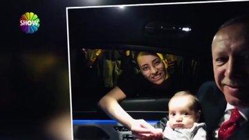 Alparslan bebek yardım bekliyor! Cumhurbaşkanı Erdoğan öptü dua etti