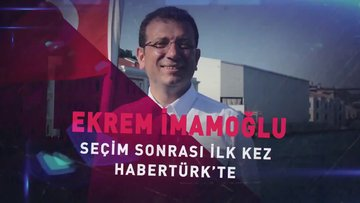 İBB Başkanı Ekrem İmamoğlu Türkiye'nin Nabzı programına konuk oluyor