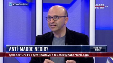 Anti-Madde nedir?