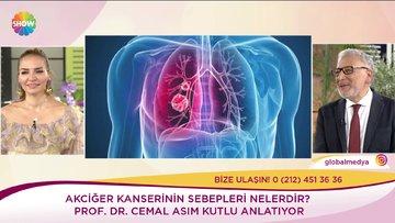 Akciğer kanseri sebepleri nelerdir?