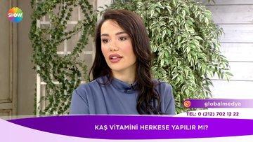 Kaş vitamini herkese yapılır mı?