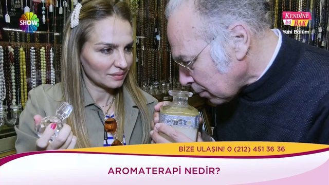 Aroma terapi nedir?