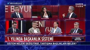 Enine Boyuna - 12 Temmuz 2019 (Cumhurbaşkanlığı hükümet sistemi ile neler değişti?)