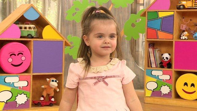 Çakıl Bebek Nisan'dan ''Prenses'' şarkısı!