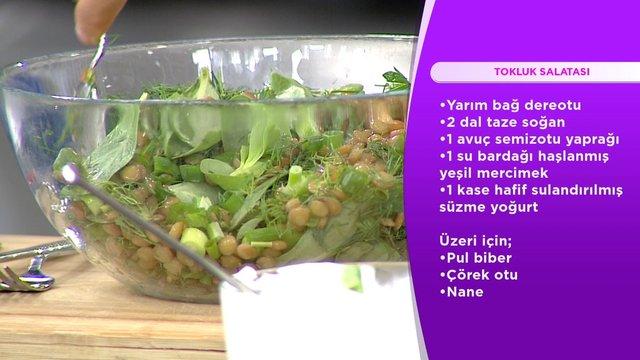 Tokluk Salatası