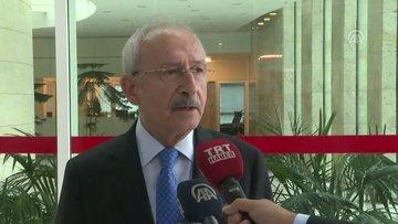 Kılıçdaroğlu'ndan Erbil'deki saldırıya tepki