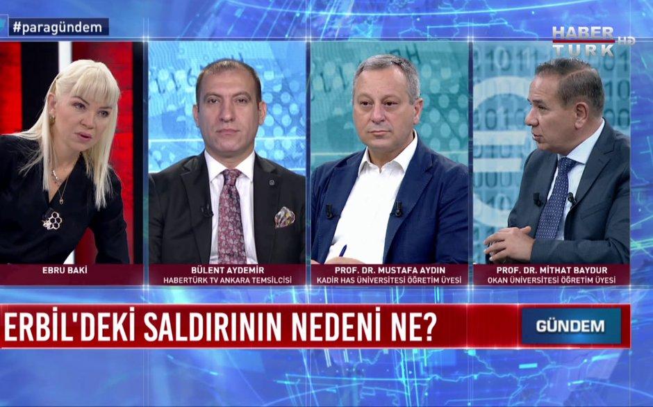Para Gündem - 18 Temmuz 2019 (Erbil'deki saldırının nedeni ne?)
