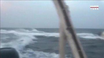 İran Devrim Muhafızları'ndan İngiliz tankerine baskın