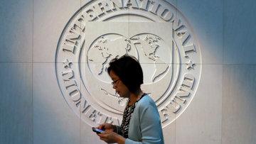 IMF küresel büyüme tahminini düşürmeye devam ediyor