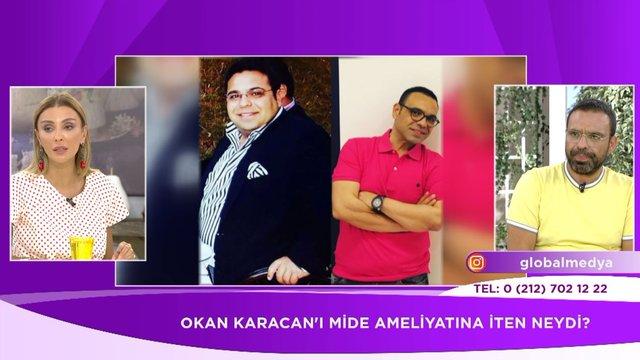 Okan Karacan toplamda 400 kiloyu nasıl verdi?