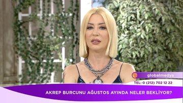 Akrep Burcu - Ağustos ayı burç yorumu