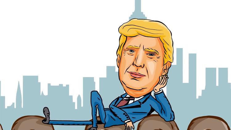 Trump dengeleri yeniden bozdu